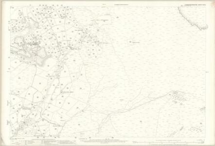 Caernarvonshire XXI.6 (includes: Betws Garmon; Llandwrog) - 25 Inch Map