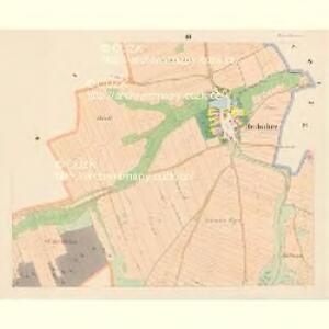 Hrobschitz (Robssicz) - c6486-1-003 - Kaiserpflichtexemplar der Landkarten des stabilen Katasters