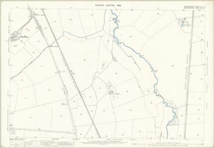 Hertfordshire VII.5 (includes: Arlesey; Holwell; Ickleford; Shillington) - 25 Inch Map