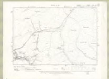 Ayrshire Sheet XXVI.SE - OS 6 Inch map