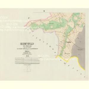 Herrnfeld - c5631-1-003 - Kaiserpflichtexemplar der Landkarten des stabilen Katasters