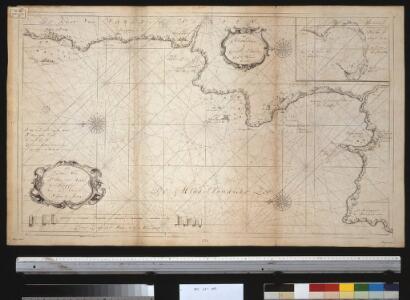 De reede van St. Jan de Acari en Kaijfa met t Land van Sidon of Saita