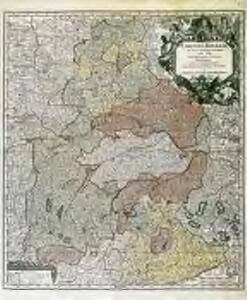 Circulus Bavariæ in suas quasque ditiones tam cum finitimis, quam insertis regionibus accuratissime divisus