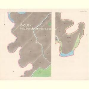 Landshut - m1469-1-009 - Kaiserpflichtexemplar der Landkarten des stabilen Katasters