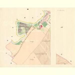 Vorstadt Wesseli - m3361-1-003 - Kaiserpflichtexemplar der Landkarten des stabilen Katasters