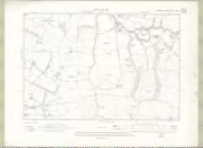Ayrshire Sheet XXXVI.SW - OS 6 Inch map