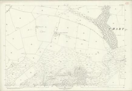 Somerset XVIII.14 (includes: Blagdon; Cheddar) - 25 Inch Map