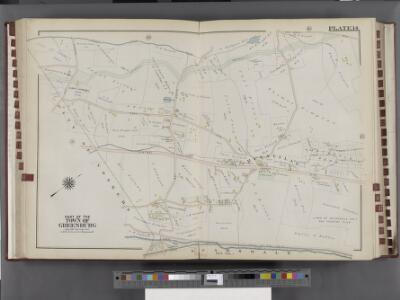 Westchester, V. 2, Double Page Plate No. 14 [Map bounded by New Sprain Rd., Scarsdale, City of Yonkers]