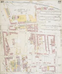 Insurance Plan of Glasgow Vol. V: sheet 213