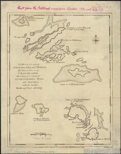 The Dutch islands of St. Eustatia, Saba, and St. Martins ; the French island of St. Bartholomew ; the English islands of St. Christophers, Nevis, and Anguilla ; with the smaller islands and keys adjoining