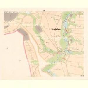 Wtschelnitz - c5204-2-003 - Kaiserpflichtexemplar der Landkarten des stabilen Katasters