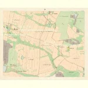 Hurek - c2430-1-004 - Kaiserpflichtexemplar der Landkarten des stabilen Katasters