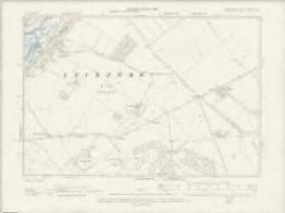 Hampshire & Isle of Wight XXXII.SW - OS Six-Inch Map