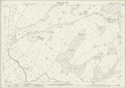 Sussex LVII.9 (includes: Ashburnham; Hooe; Ninfield) - 25 Inch Map