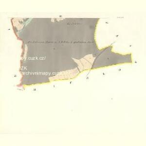 Neudorf (Nowa Wes) - m2030-1-003 - Kaiserpflichtexemplar der Landkarten des stabilen Katasters