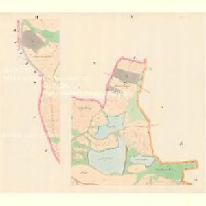 Tissa - c7919-1-003 - Kaiserpflichtexemplar der Landkarten des stabilen Katasters