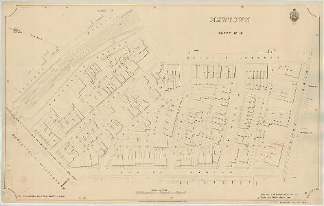 Newtown, Sheet 18, 1896