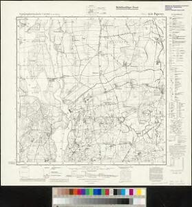 Meßtischblatt 3476 : Popowo, 1944