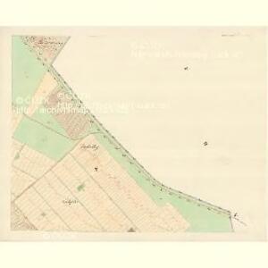 Zischkow (Zischkowe) - m1882-1-009 - Kaiserpflichtexemplar der Landkarten des stabilen Katasters