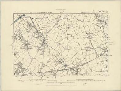 Gloucestershire XLVIII.SE - OS Six-Inch Map