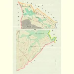 Schemeslitz - c8896-1-002 - Kaiserpflichtexemplar der Landkarten des stabilen Katasters
