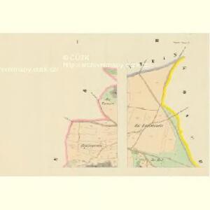 Lippna - c4118-1-001 - Kaiserpflichtexemplar der Landkarten des stabilen Katasters