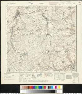Meßtischblatt 5338 : Triebes, 1942