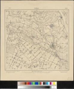 Meßtischblatt 2352 : Calcar, 1914