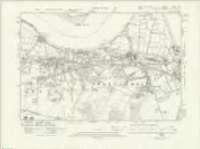 Essex nXCV.SW - OS Six-Inch Map