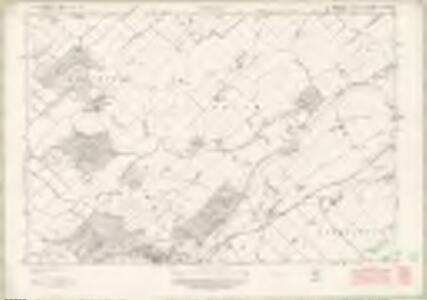 Roxburghshire Sheet n VI & n VIa - OS 6 Inch map
