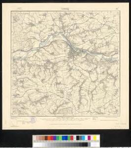 Meßtischblatt 45 : Leisnig, 1922