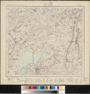 Meßtischblatt [8025] : Wurzach, 1920