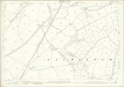Kent LXXX.15 (includes: Snargate; Stone cum Ebony) - 25 Inch Map