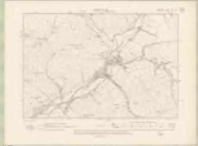 Ayrshire Sheet LVI.SE - OS 6 Inch map