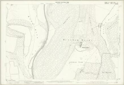 Sussex XXXIII.6 (includes: Buriton; Harting) - 25 Inch Map