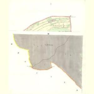 Alt Warnsdorf - c8331-1-001 - Kaiserpflichtexemplar der Landkarten des stabilen Katasters