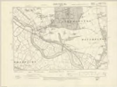 Norfolk XC.SW - OS Six-Inch Map