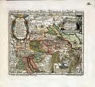 Tabula topographica parochiarum synodo tigurinæ obstrictarum