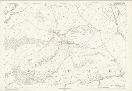 Herefordshire XXXI.16 (includes: Llangernyw; Peterchurch) - 25 Inch Map