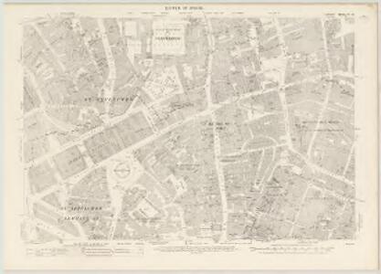 London VII.55 - OS London Town Plan