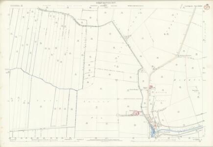 Cambridgeshire XXIX.16 (includes: Stretham; Wilburton) - 25 Inch Map