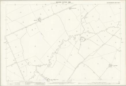 Buckinghamshire XXXIII.9 (includes: Aston Sandford; Dinton with Ford and Upton; Haddenham) - 25 Inch Map