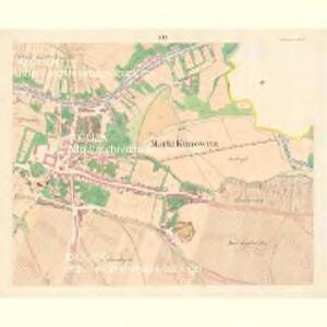 Kunowitz (Kunowice) - m1435-1-012 - Kaiserpflichtexemplar der Landkarten des stabilen Katasters