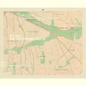 Taus (Domazlice) - c1433-1-011 - Kaiserpflichtexemplar der Landkarten des stabilen Katasters