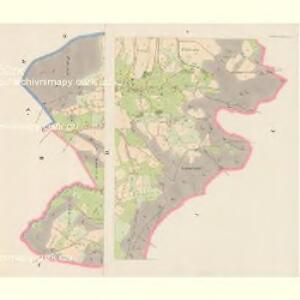 Kaltenbach - c7509-2-004 - Kaiserpflichtexemplar der Landkarten des stabilen Katasters