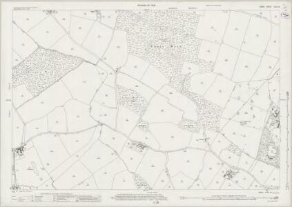 Essex (New Series 1913-) n XXXV.16 (includes: Kelvedon; Witham) - 25 Inch Map