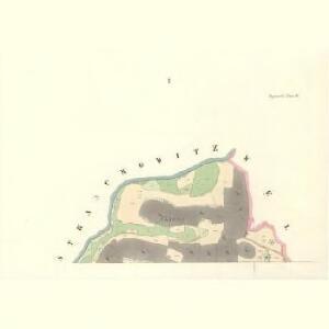 Teyrzowitz - c8159-1-001 - Kaiserpflichtexemplar der Landkarten des stabilen Katasters
