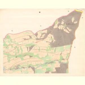 Kozlowitz - m1320-1-003 - Kaiserpflichtexemplar der Landkarten des stabilen Katasters