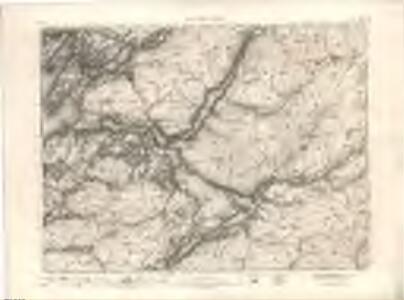 Oban - OS One-Inch map