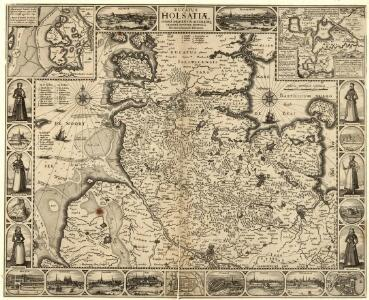 Ducatus Holsatiae Summa Diligentia Accurataq; Censura Noviter